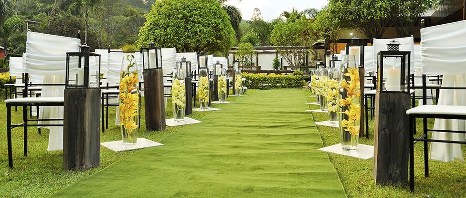 Amplo espaço para Festas e Casamentos